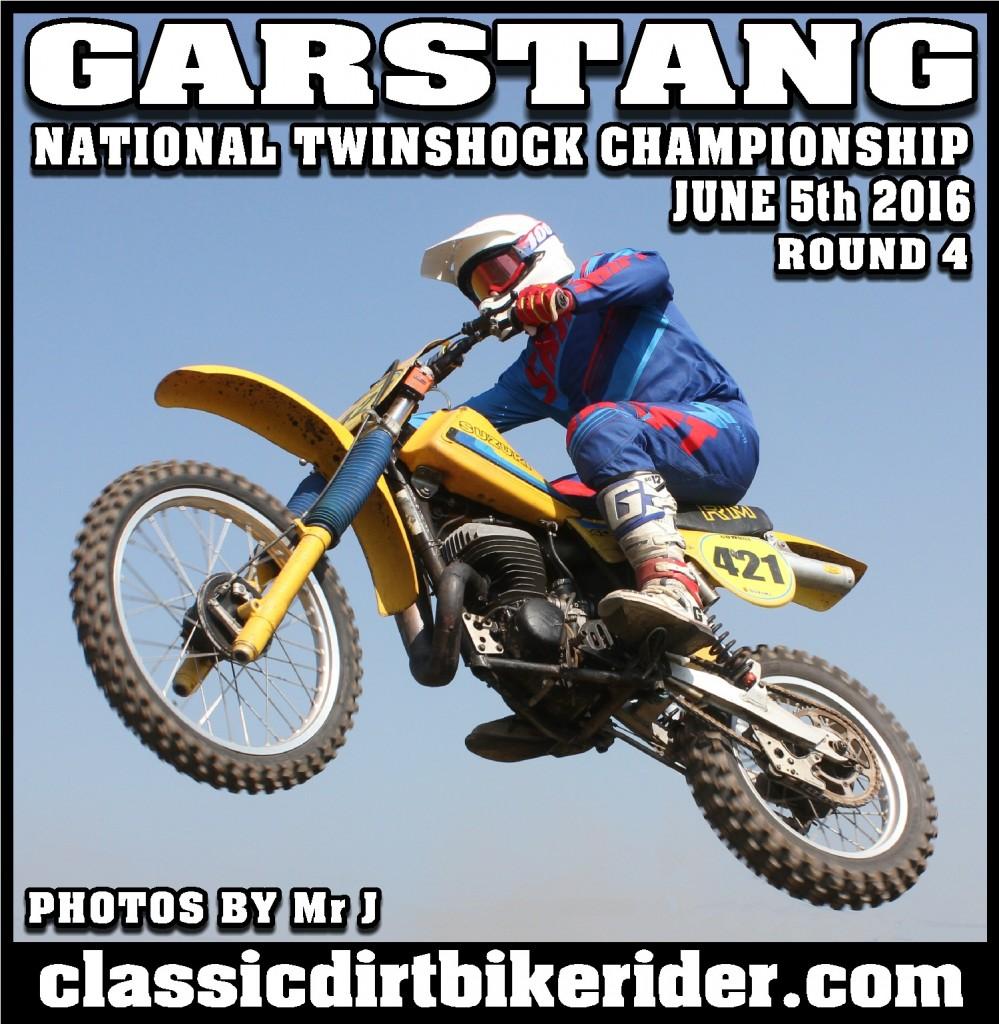 2016 national twinshock championships round 4 Garstang classicdirtbikerider.com Evo motocross