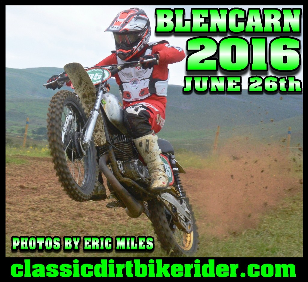 BLENCARN CLASSIC SCRAMBLE PHOTOS JUNE 2016 classicdirtbikerider