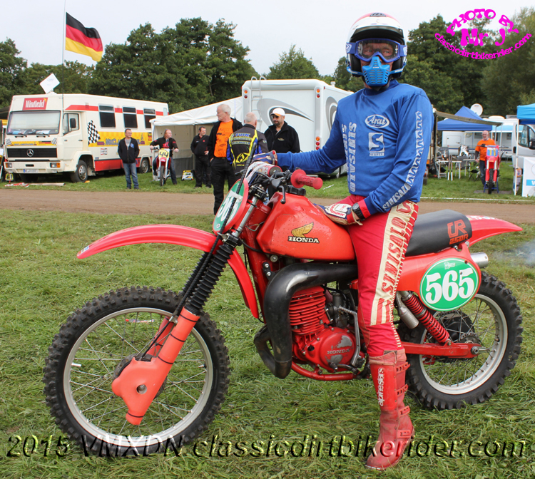 HISTORY OF THE HONDA CR250  classicdirtbikerider.com