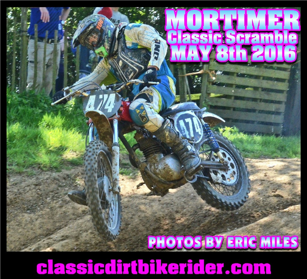 Mortimer classic scramble photos May 8th 2016 classicdirtbikerider.com