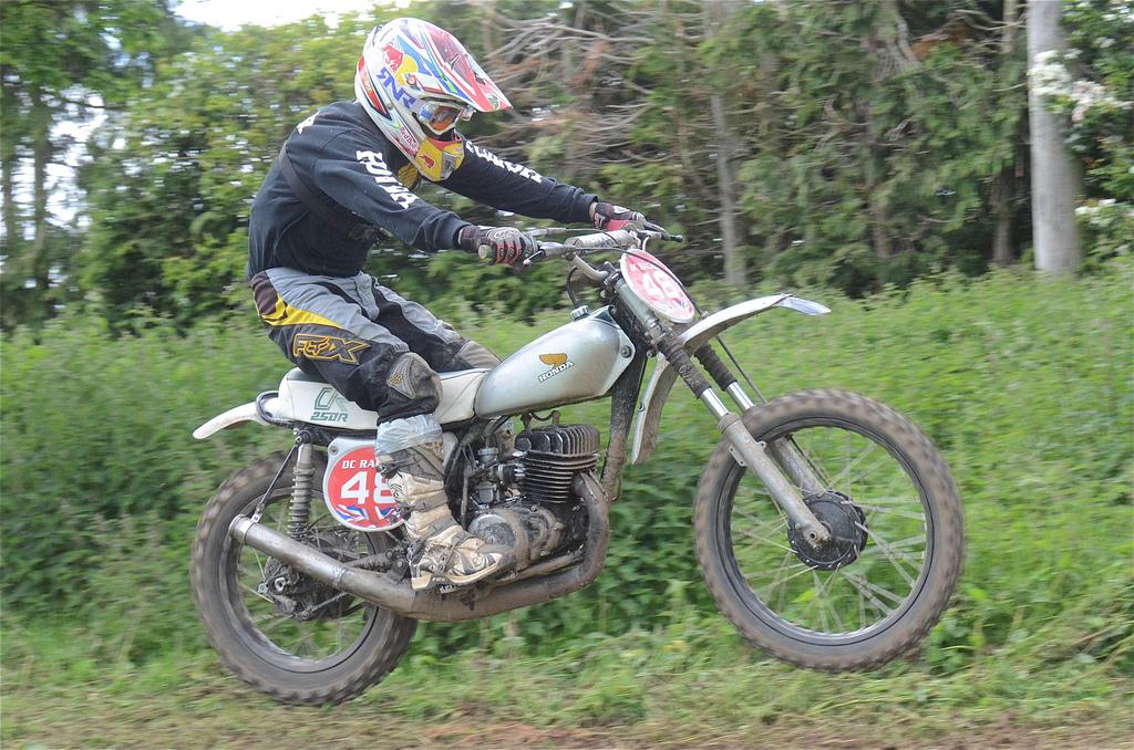 THE HONDA CR250 HISTORY STORY Classicdirtbikerider