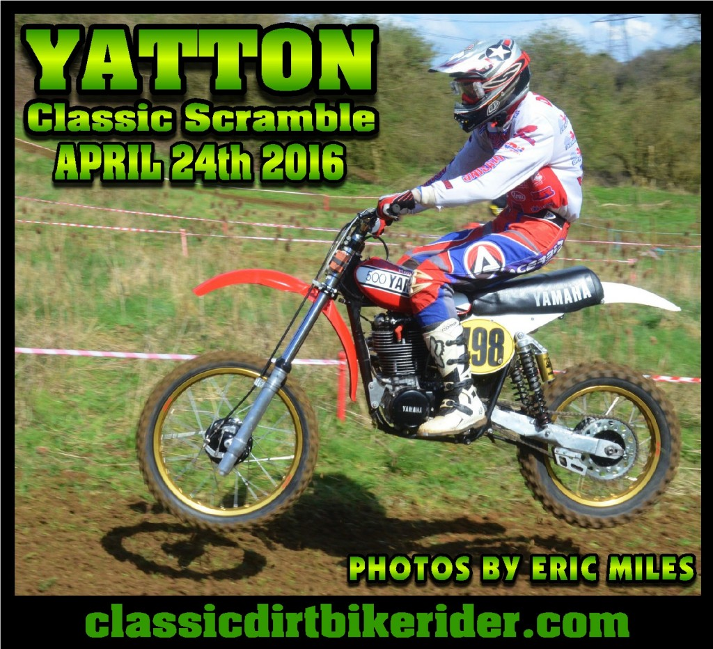 YATTON CLASSIC SCRAMBLE PHOTOS APRIL 2016 classicdirtbikerider.com