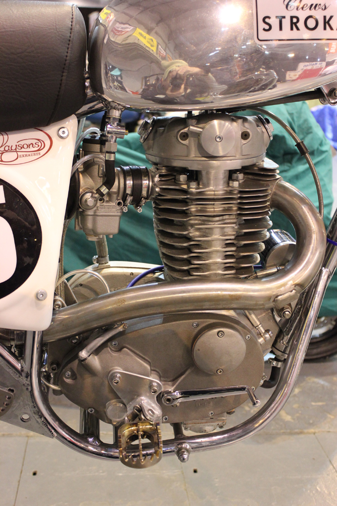 classicdirtbikerider.com-photo by Mr J-2015 Telford classic dirt bike show-CLASSIC CLEWS STROKA SCRAMBLER