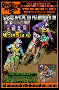 vintage motocross classicdirtbikerider.com 2015 VMXDN PHOTOS & REPORT FARLEIGH CASTLE EVO MOTOCROSS 2015 CLASSIC MXDN PHOTOS