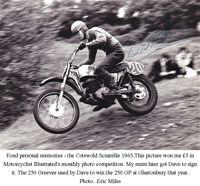 Dave Bickers remembered classicdirtbikerider.com......10