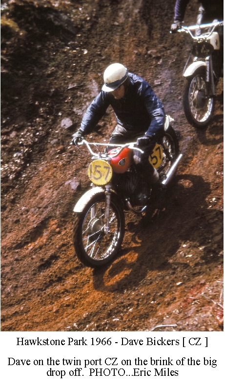 Dave Bickers remembered classicdirtbikerider.com......3
