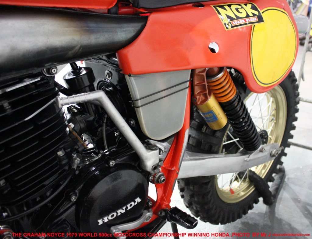 GRAHAM NOYCE 1979 WORLD 500cc MOTOCROSS CHAMPION WORKS FACTORY HONDA 10 classicdirtbikerider.com   photo by Mr J 2015