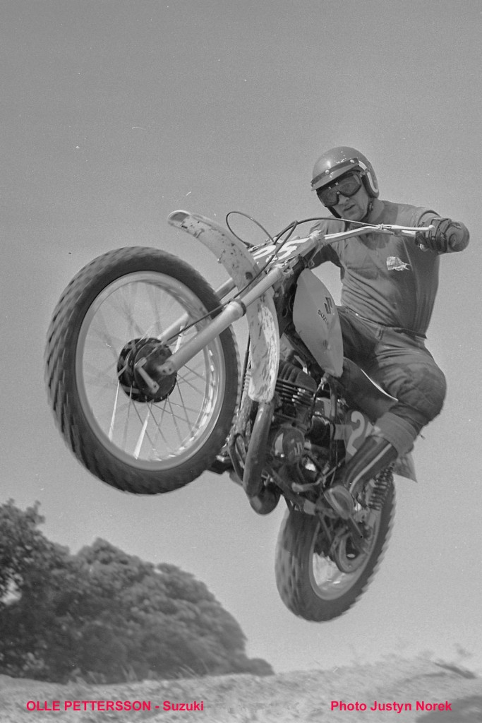 OLLE PETTERSSON - Suzuki-classicdirtbikerider.com-Photo Justyn Norek