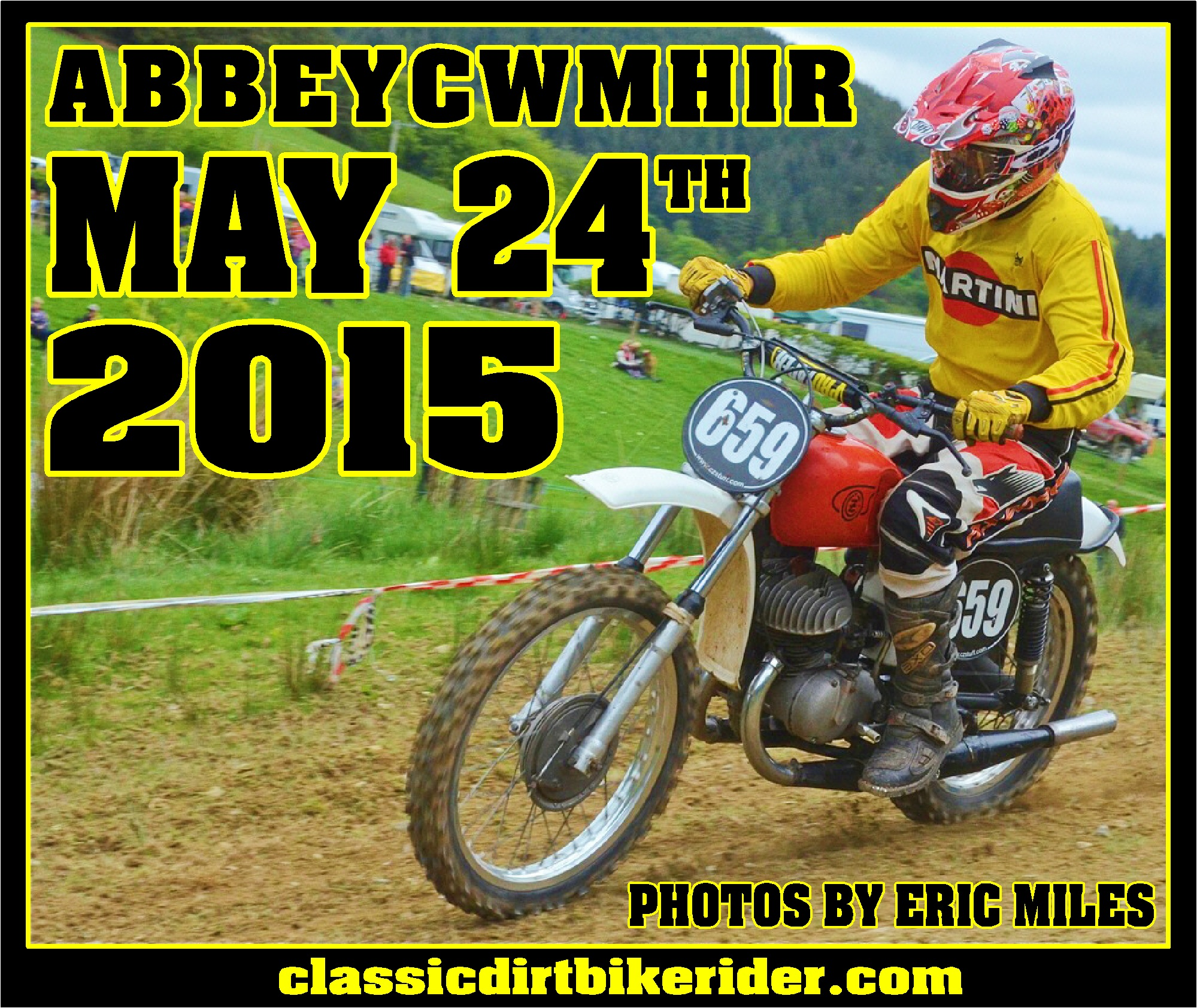 abbeycwmhir classic scramble photos pictures May 2015 classicdirtbikerider.com