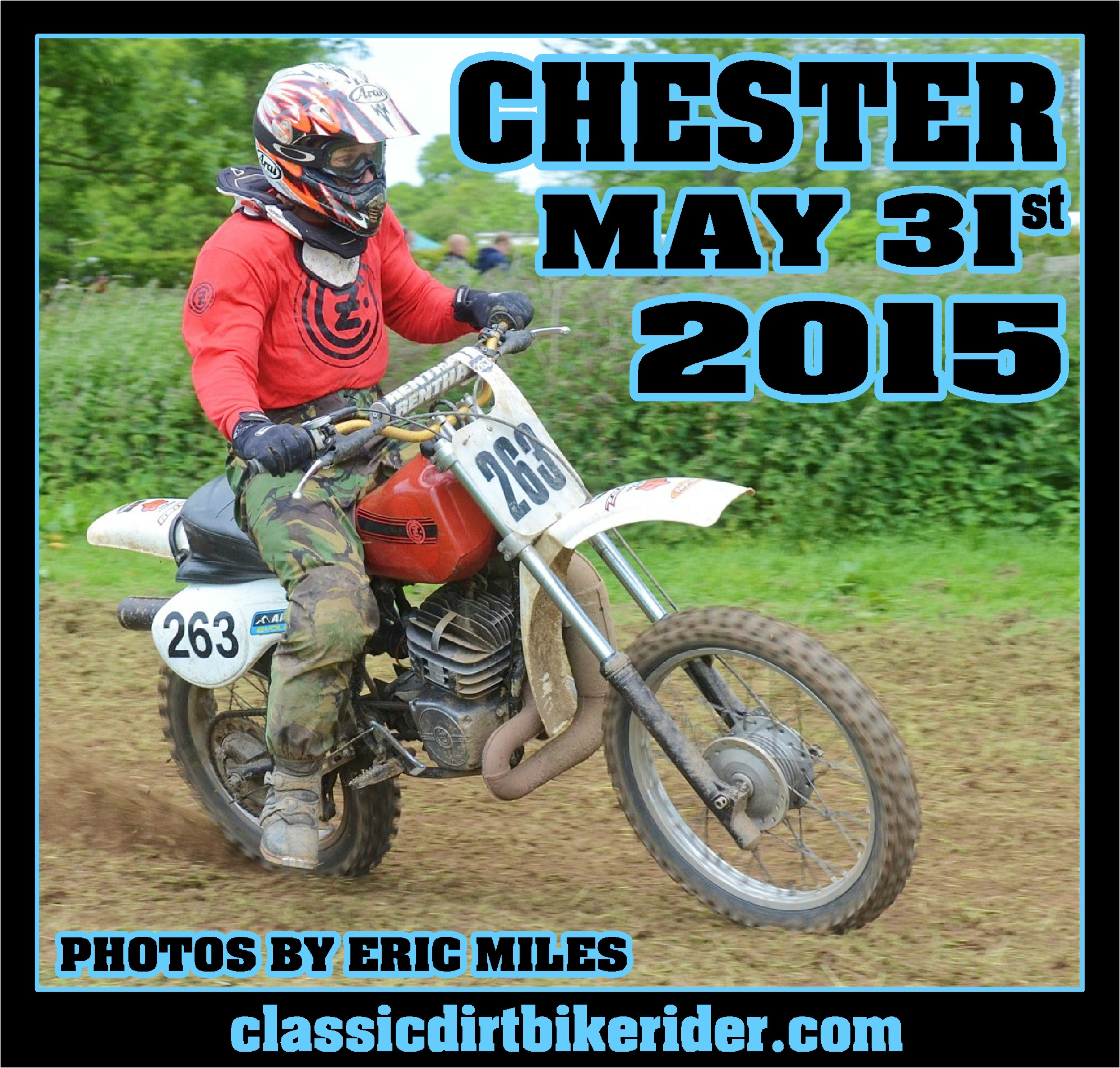 chester classic & twinshock scramble photos pictures May 31st 2015 classicdirtbikerider