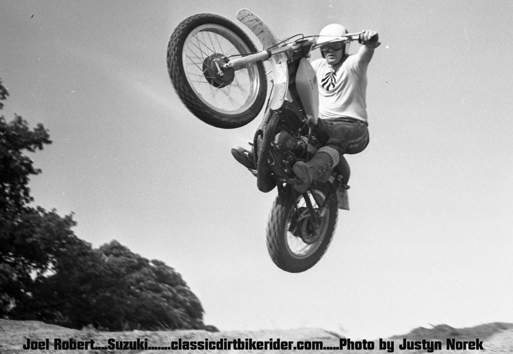 classicdirtbikerider.com...Justyn Norek Photo...Joel Robert