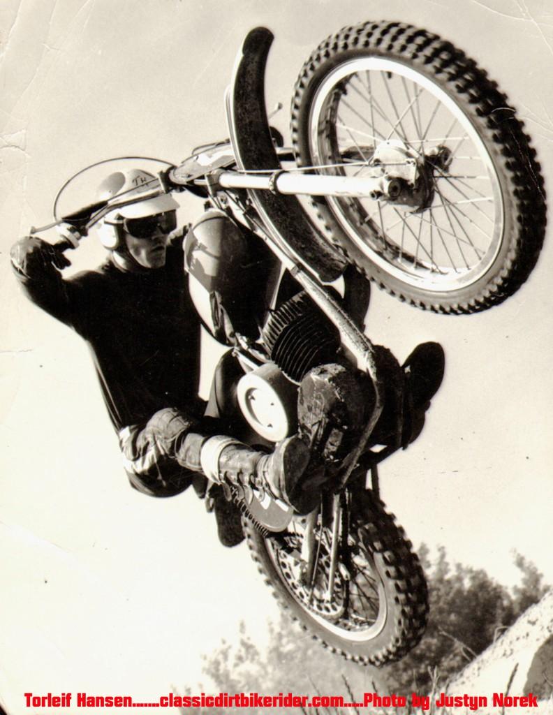 classicdirtbikerider.com...Justyn Norek Photo...Torleif Hansen
