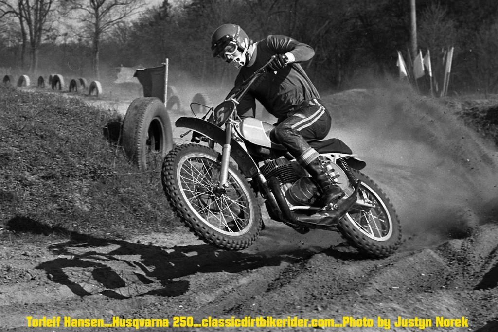 classicdirtbikerider.com...Justyn Norek Photo...Torleif Hansen....