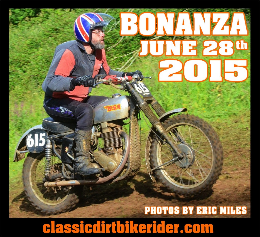 CLASSIC BONANZA SCRAMBLE JUNE 28TH 2015 PHOTOS BY ERIC MILES classicdirtbikerider.com