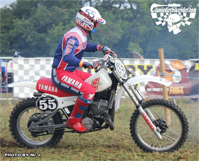 MX Vintage Bonanza 2015 Ford Moto Park July 19th classicdirtbikerider.com 26 RETRO 1981 YAMAHA YZ250