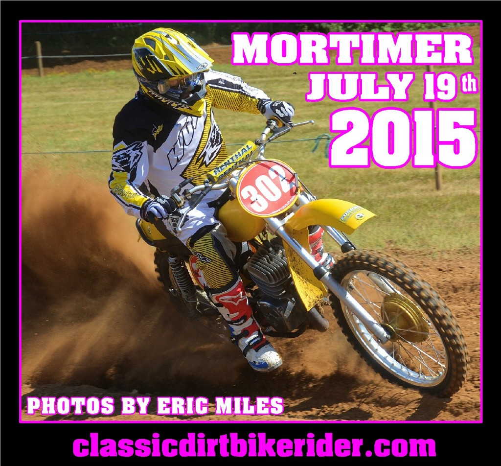 Vintage Motocross Mortimer July 19th 2015 photos by Eric Miles classicdirtbikerider.com classic scrambles
