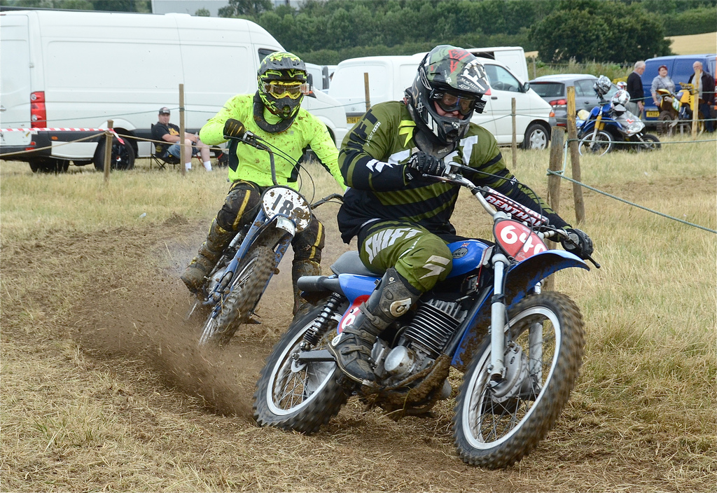 Woodford Classic Scramble July 2015 Photo By Eric Miles classicdirtbikerider.com 10
