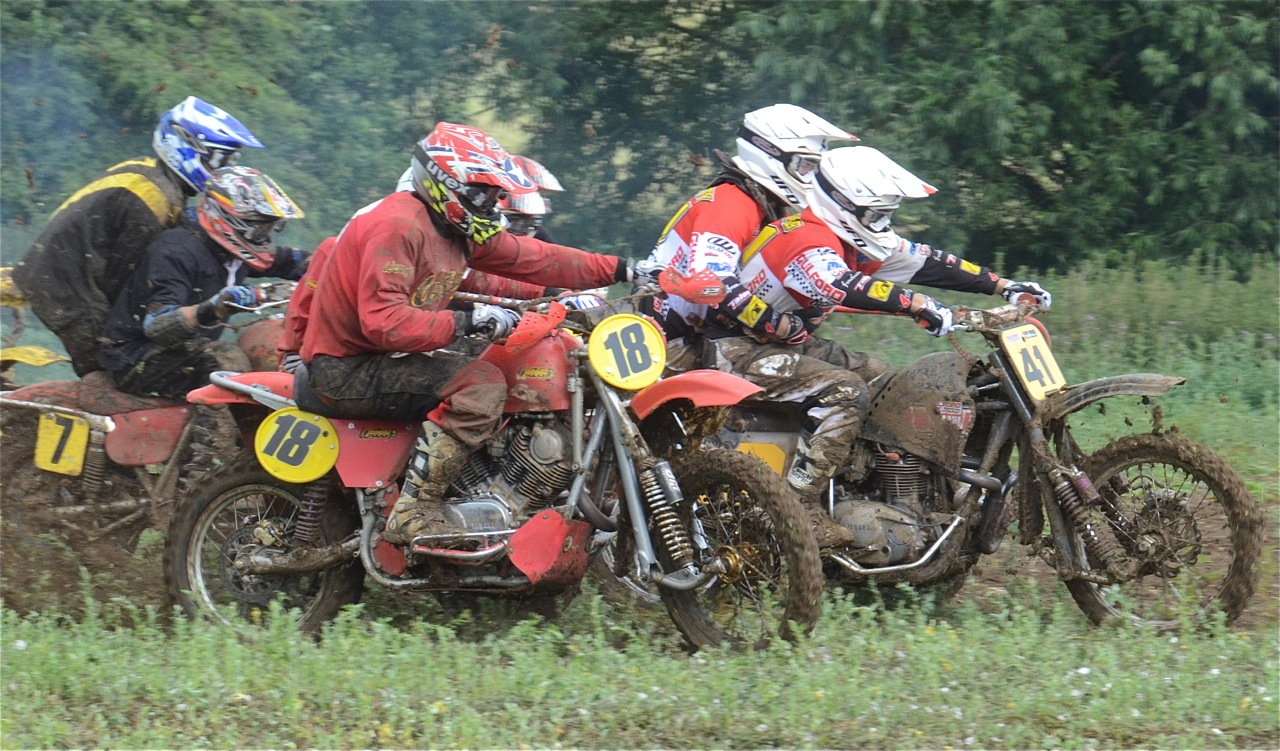 Woodford Classic Scramble July 2015 Photo By Eric Miles classicdirtbikerider.com 101