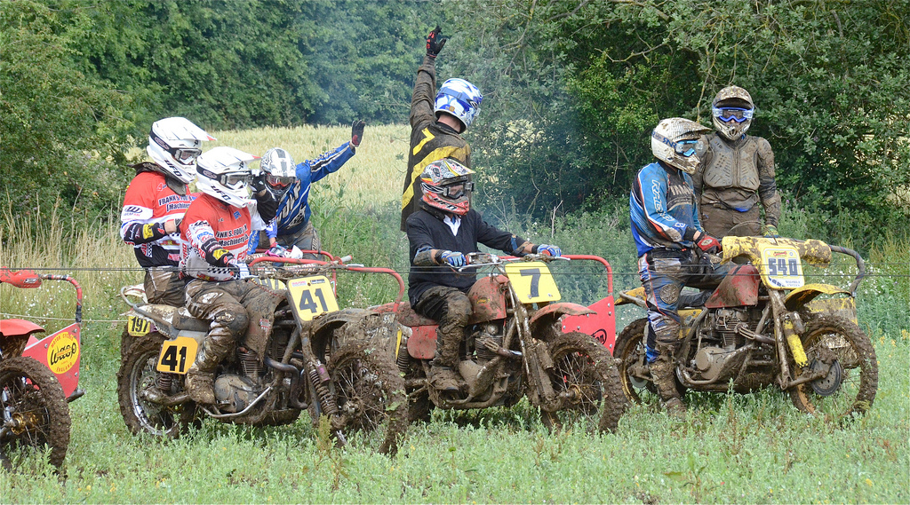 Woodford Classic Scramble July 2015 Photo By Eric Miles classicdirtbikerider.com 13