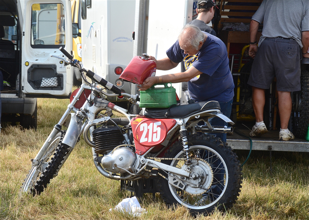 Woodford Classic Scramble July 2015 Photo By Eric Miles classicdirtbikerider.com 18