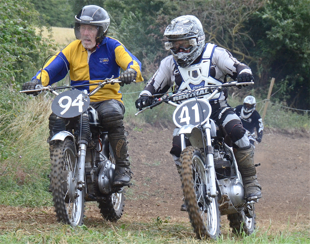 Woodford Classic Scramble July 2015 Photo By Eric Miles classicdirtbikerider.com 19