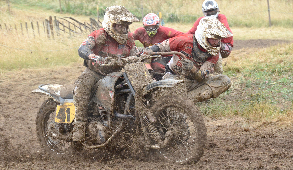 Woodford Classic Scramble July 2015 Photo By Eric Miles classicdirtbikerider.com 2