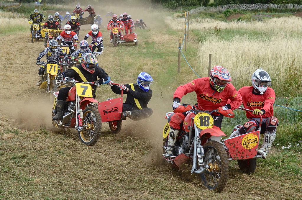 Woodford Classic Scramble July 2015 Photo By Eric Miles classicdirtbikerider.com 22