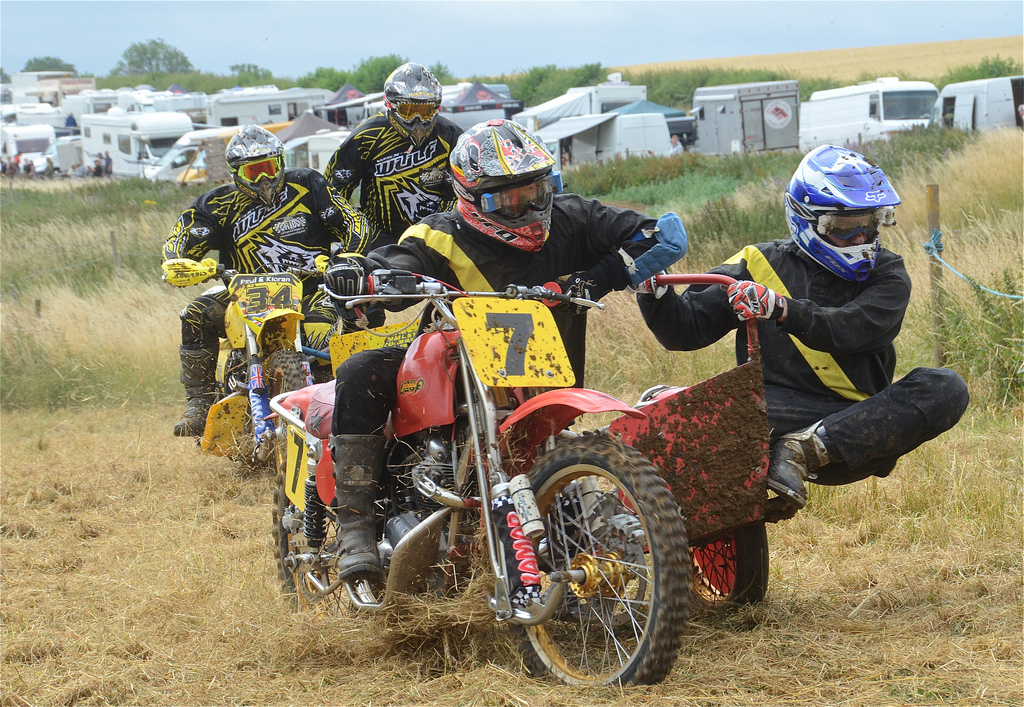 Woodford Classic Scramble July 2015 Photo By Eric Miles classicdirtbikerider.com 23