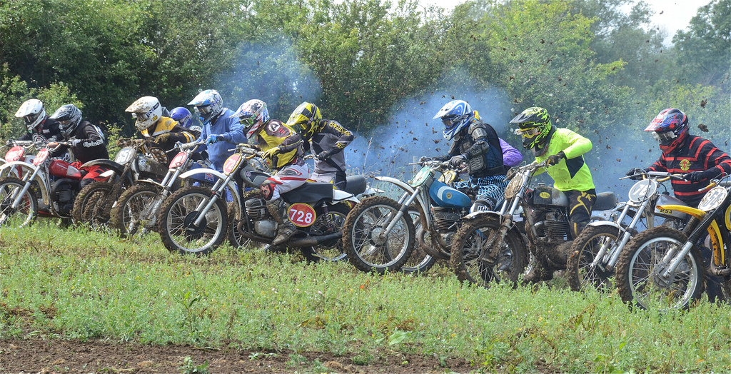 Woodford Classic Scramble July 2015 Photo By Eric Miles classicdirtbikerider.com 24