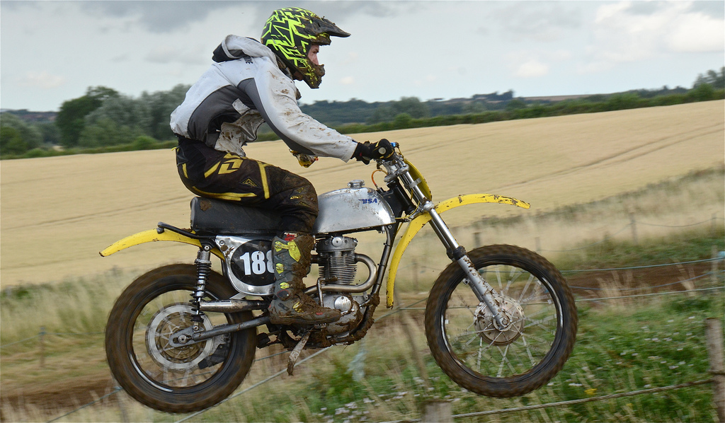 Woodford Classic Scramble July 2015 Photo By Eric Miles classicdirtbikerider.com 26