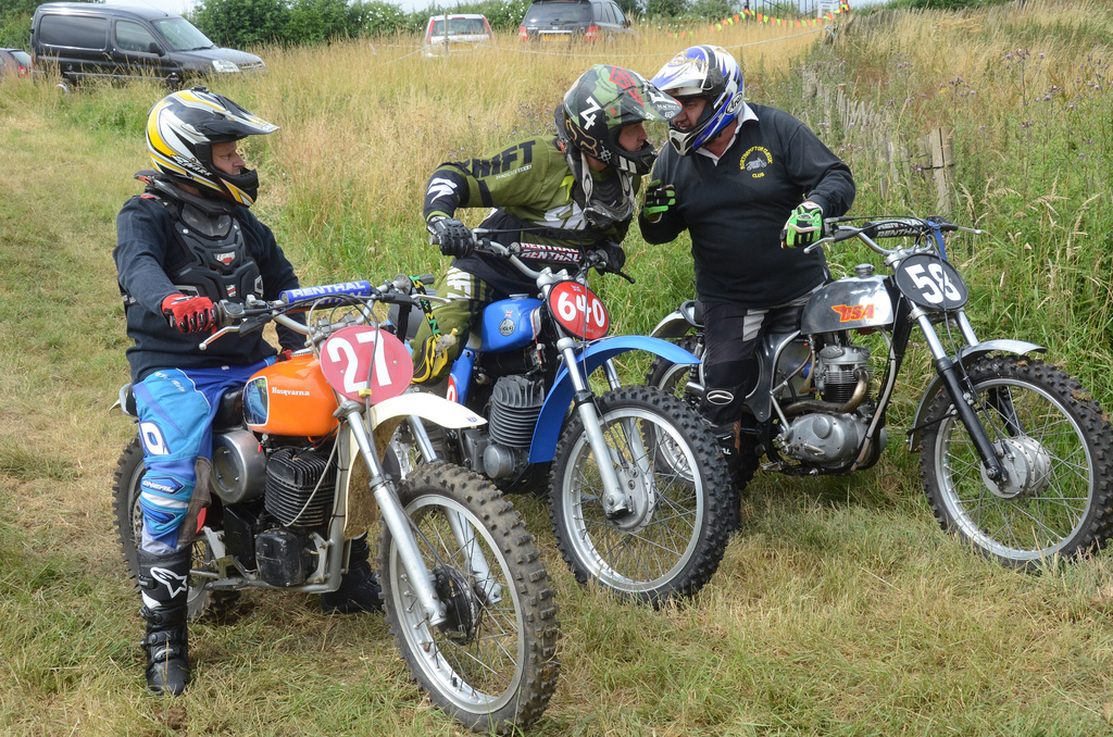Woodford Classic Scramble July 2015 Photo By Eric Miles classicdirtbikerider.com 28