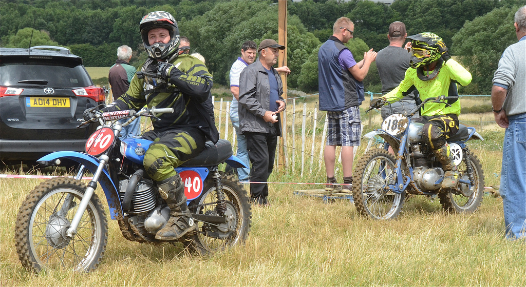 Woodford Classic Scramble July 2015 Photo By Eric Miles classicdirtbikerider.com 3