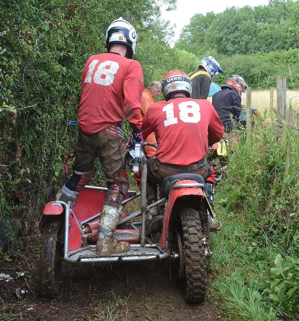 Woodford Classic Scramble July 2015 Photo By Eric Miles classicdirtbikerider.com 31