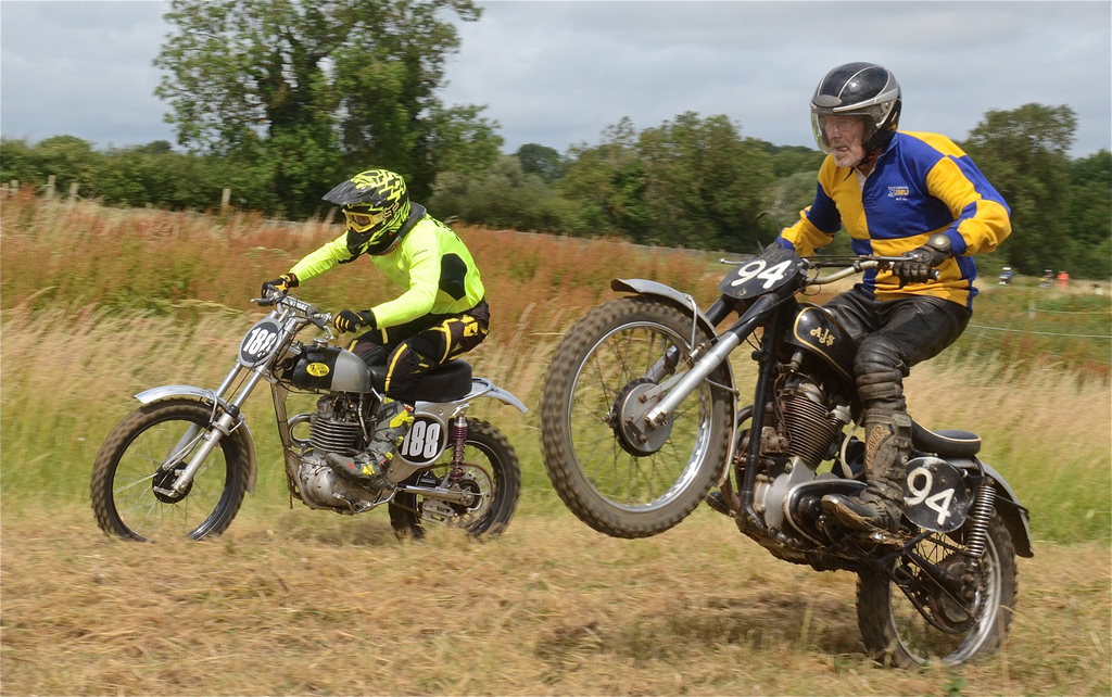 Woodford Classic Scramble July 2015 Photo By Eric Miles classicdirtbikerider.com 34