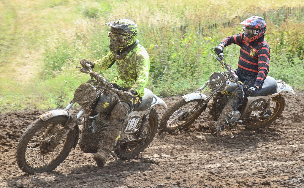 Woodford Classic Scramble July 2015 Photo By Eric Miles classicdirtbikerider.com 4
