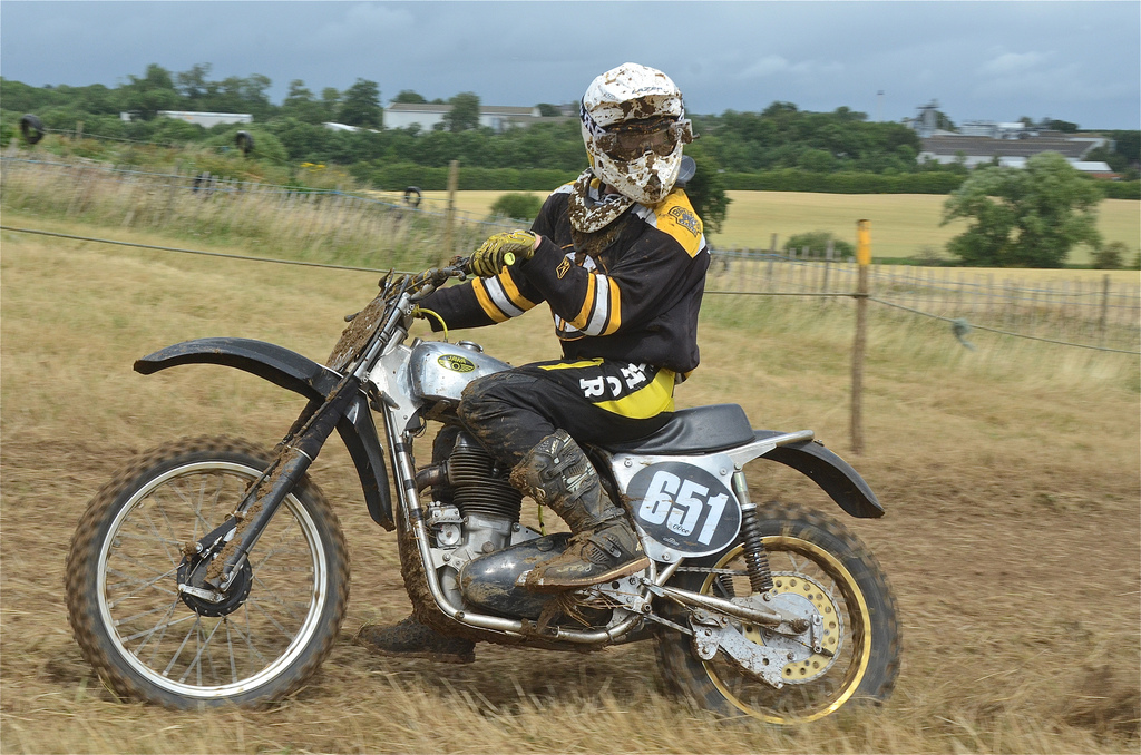 Woodford Classic Scramble July 2015 Photo By Eric Miles classicdirtbikerider.com 40
