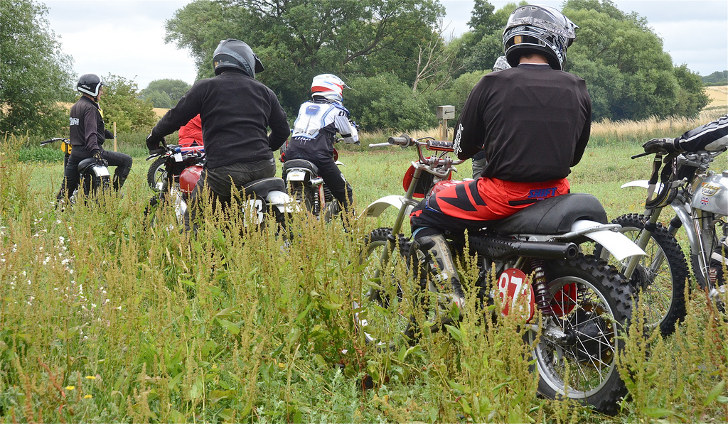 Woodford Classic Scramble July 2015 Photo By Eric Miles classicdirtbikerider.com 48