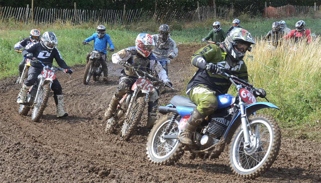 Woodford Classic Scramble July 2015 Photo By Eric Miles classicdirtbikerider.com 5