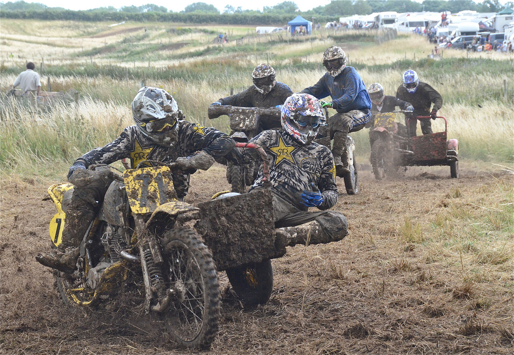 Woodford Classic Scramble July 2015 Photo By Eric Miles classicdirtbikerider.com 6