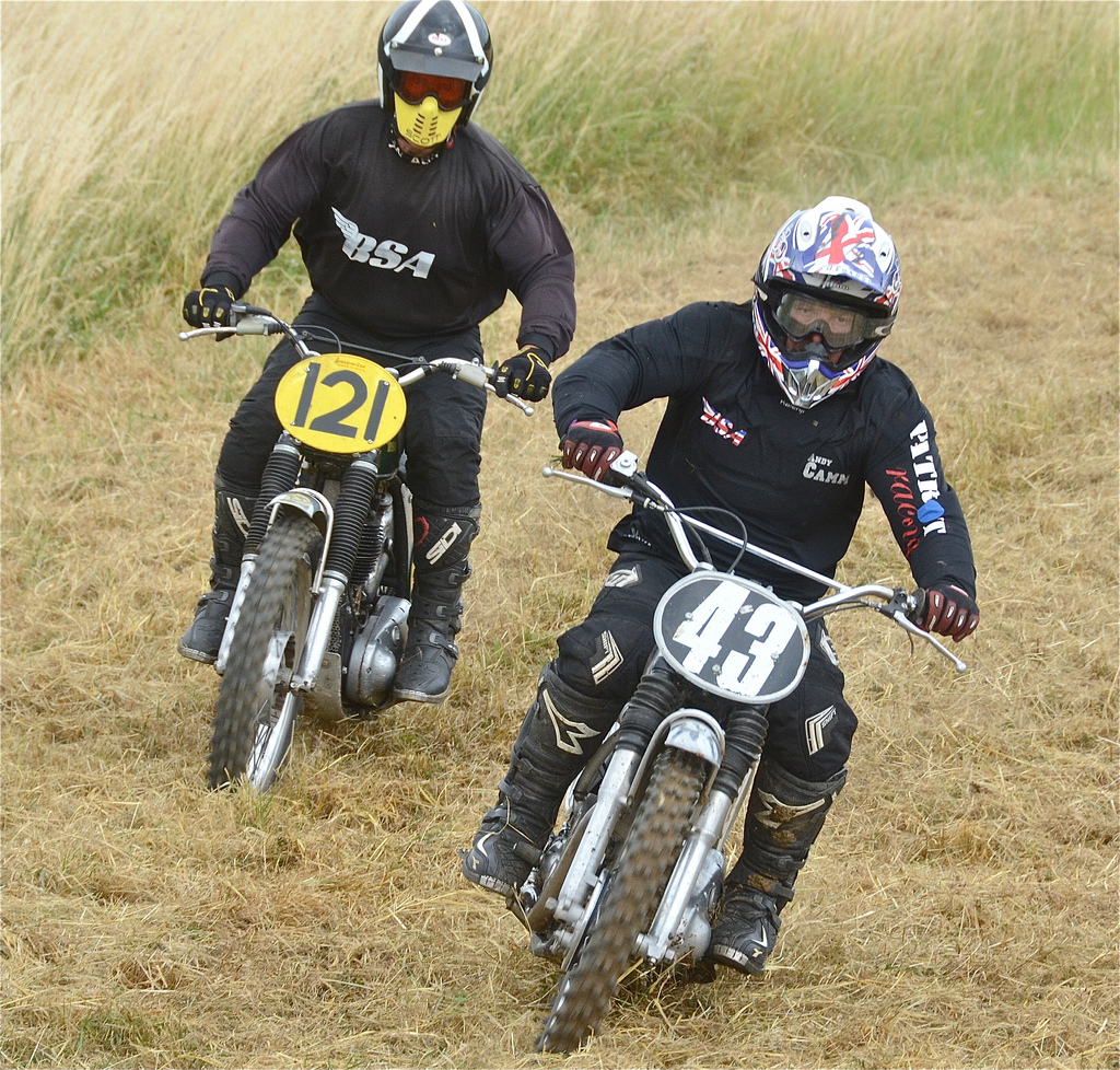 Woodford Classic Scramble July 2015 Photo By Eric Miles classicdirtbikerider.com 7