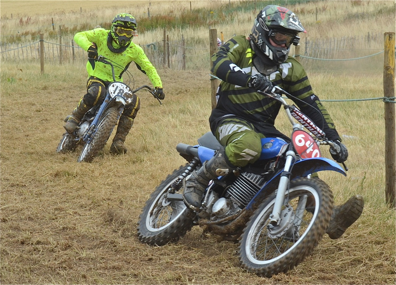 Woodford Classic Scramble July 2015 Photo By Eric Miles classicdirtbikerider.com 70