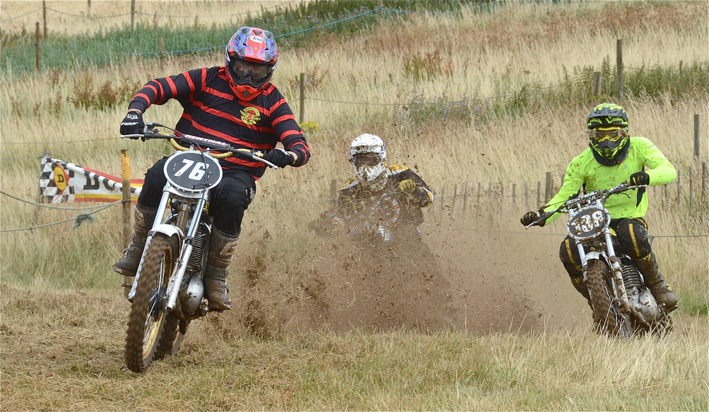 Woodford Classic Scramble July 2015 Photo By Eric Miles classicdirtbikerider.com 9