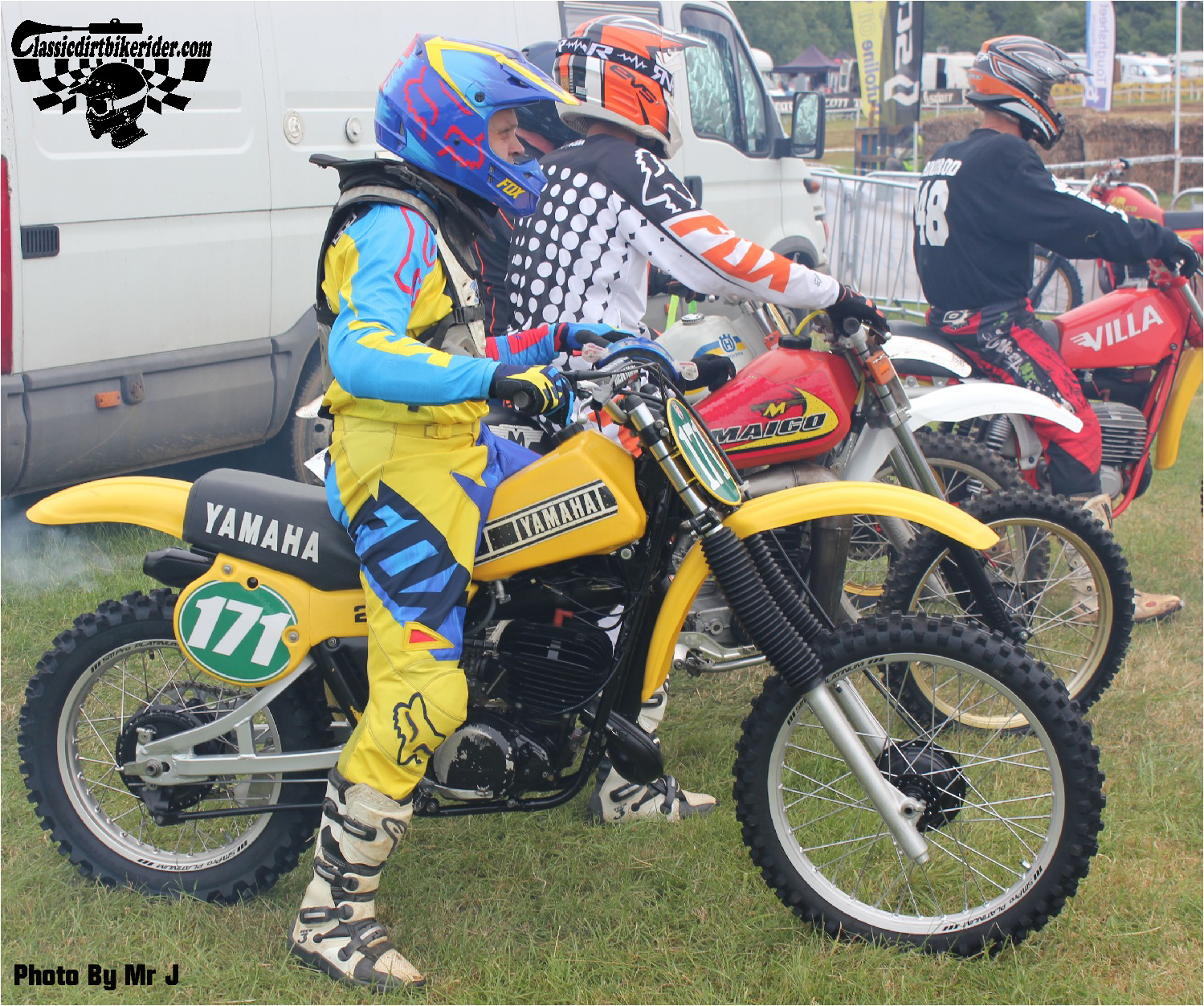 king of the castle 2015 photos Farleigh Castle twinshock motocross classicdirtbikerider.com 10