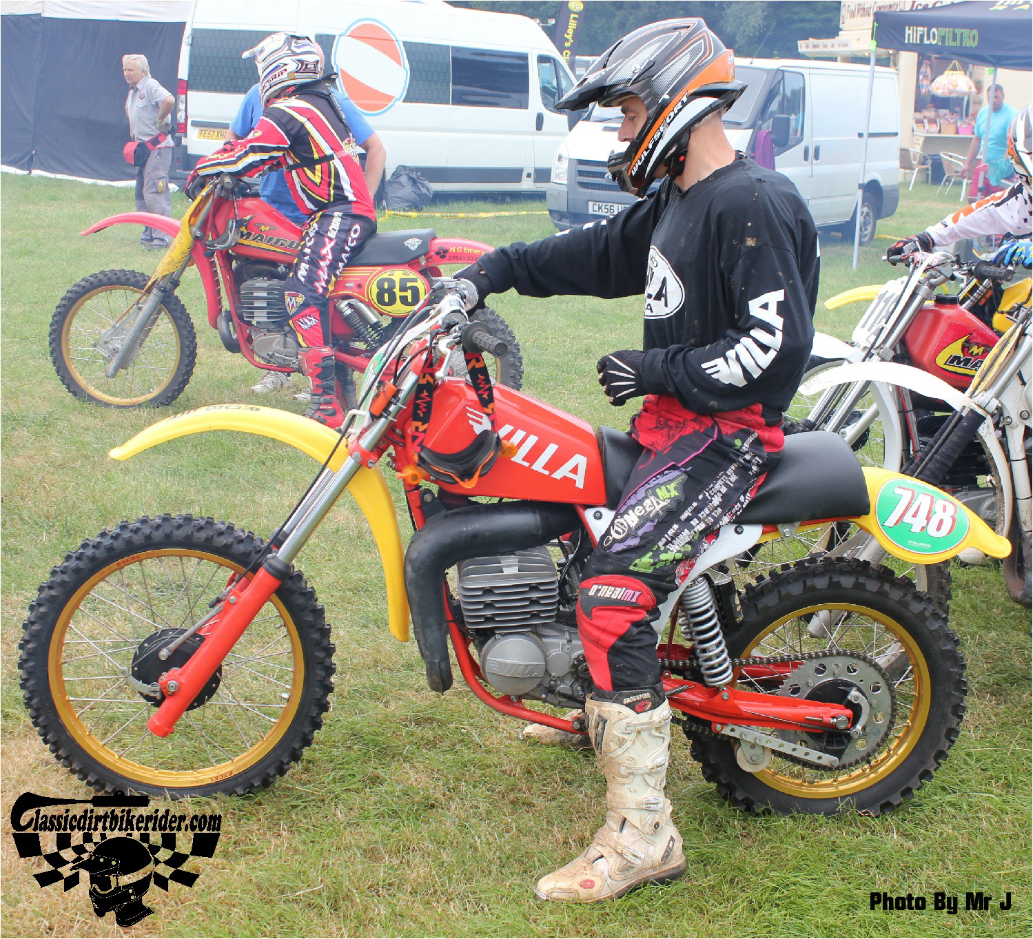 king of the castle 2015 photos Farleigh Castle twinshock motocross classicdirtbikerider.com 11