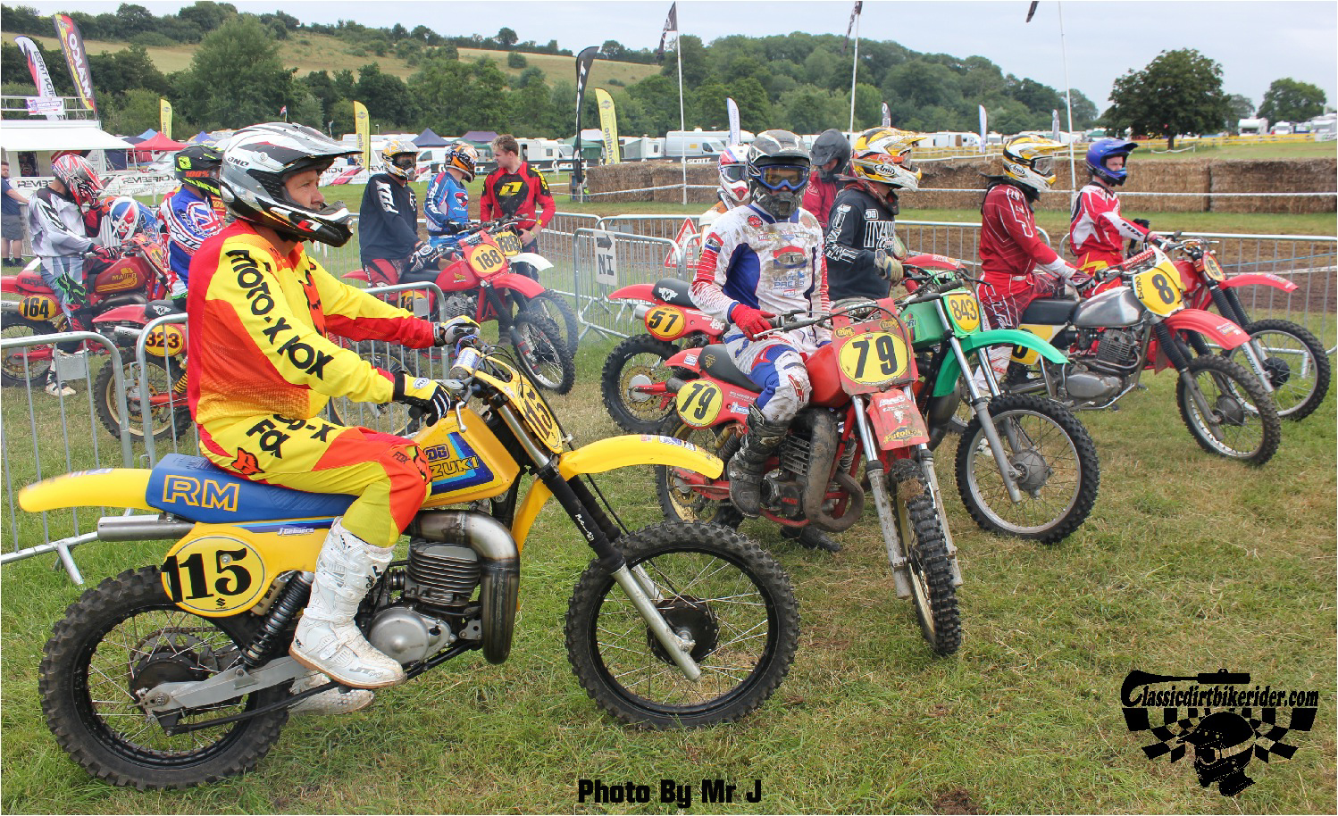 king of the castle 2015 photos Farleigh Castle twinshock motocross classicdirtbikerider.com 12