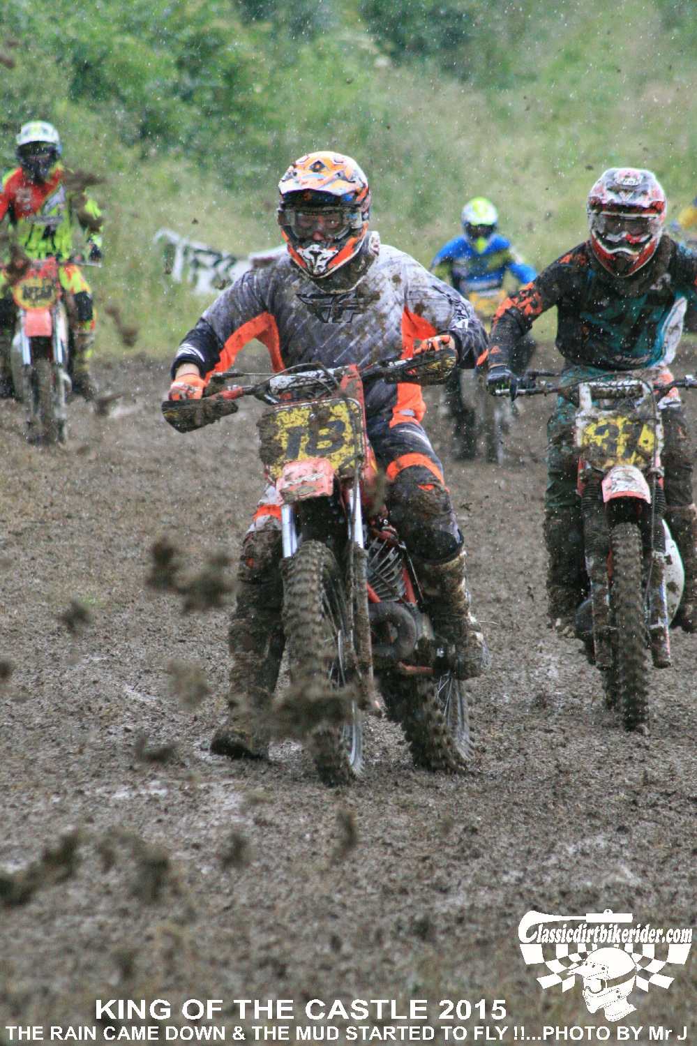 king of the castle 2015 photos Farleigh Castle twinshock motocross classicdirtbikerider.com 123