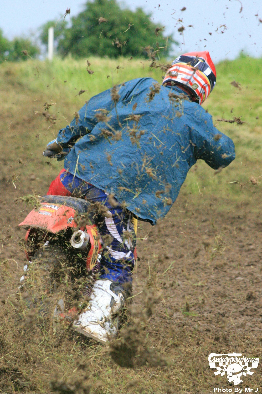 king of the castle 2015 photos Farleigh Castle twinshock motocross classicdirtbikerider.com 125