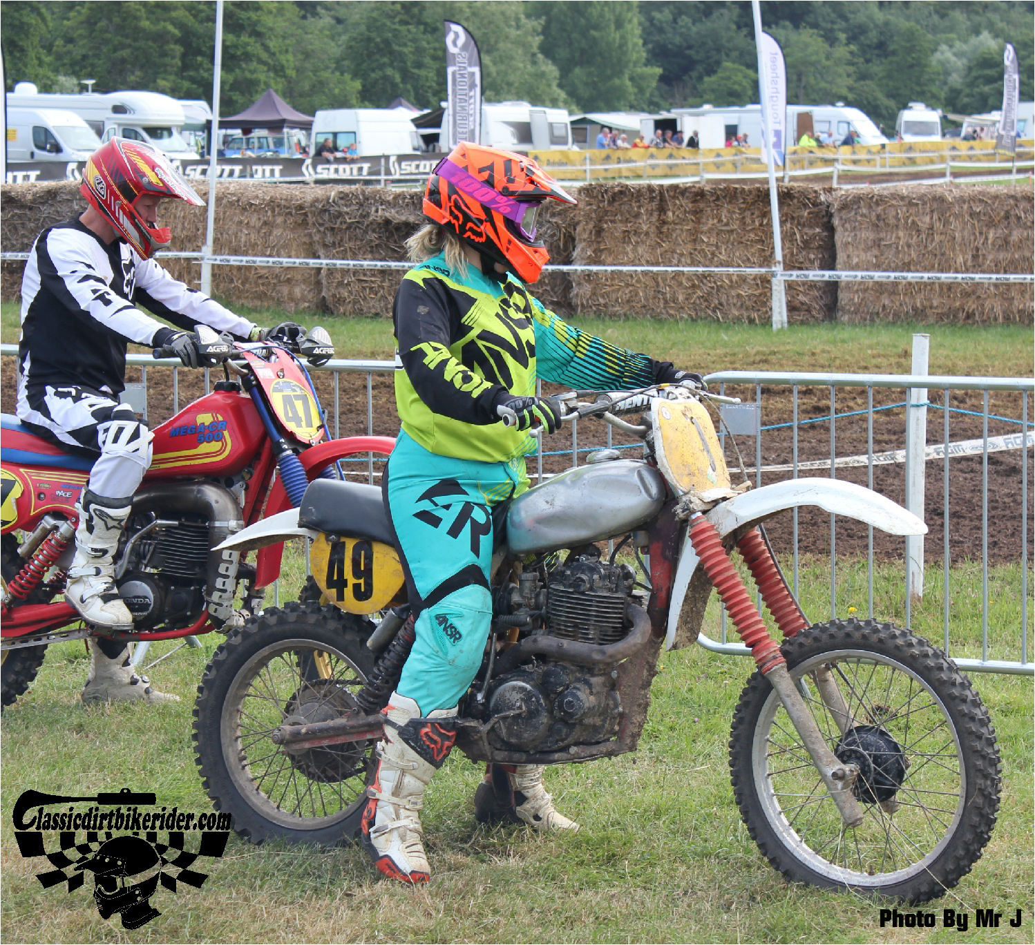 king of the castle 2015 photos Farleigh Castle twinshock motocross classicdirtbikerider.com 13