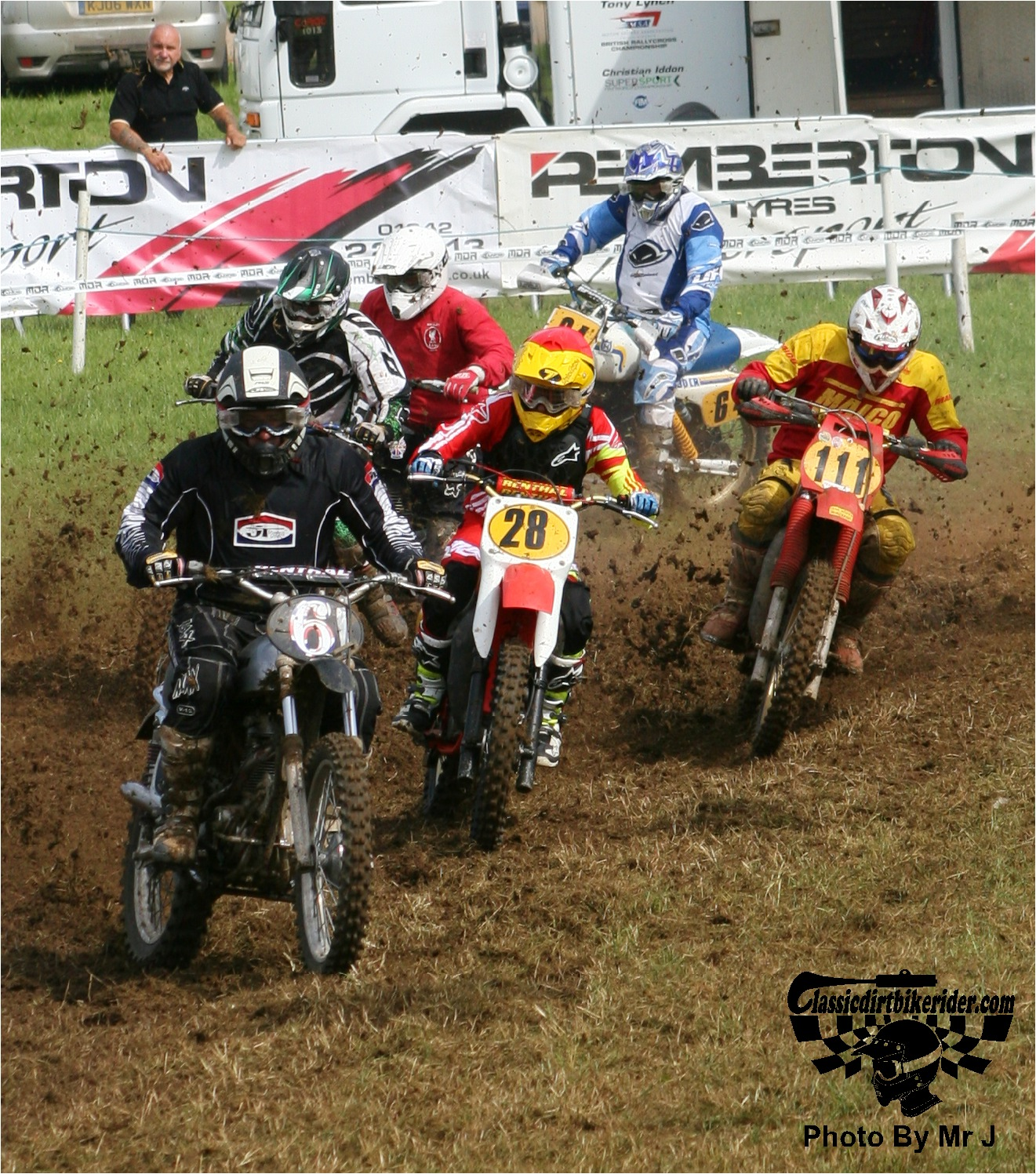 king of the castle 2015 photos Farleigh Castle twinshock motocross classicdirtbikerider.com 138