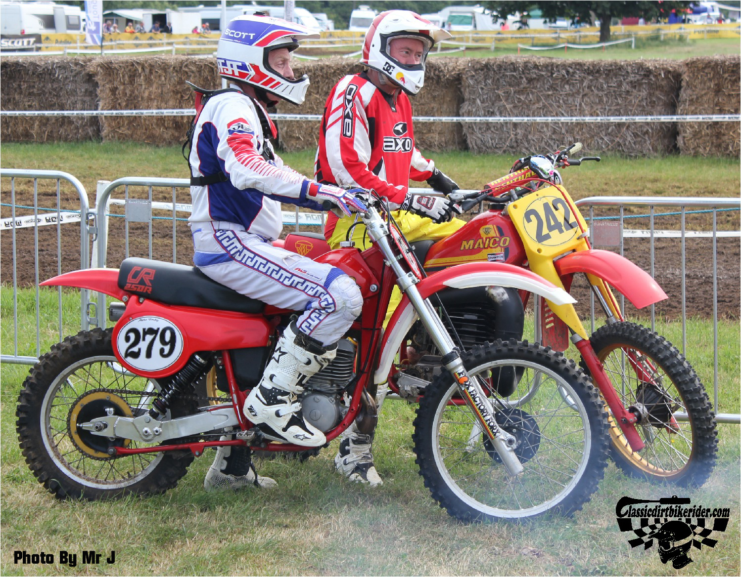 king of the castle 2015 photos Farleigh Castle twinshock motocross classicdirtbikerider.com 14
